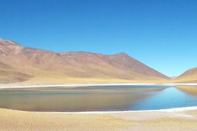 Lago Miniques Chile
