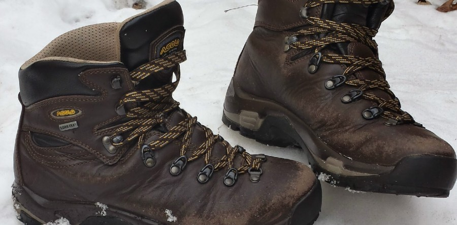 def6eb6ade2 Asolo TPS 520 GV Backpacking Boots - Trekking Reviews