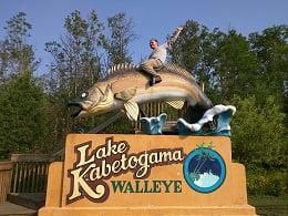 Walleye Monument