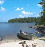 Camping Voyageurs National Park