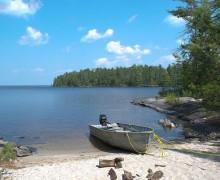 Camping Voyageurs National Park