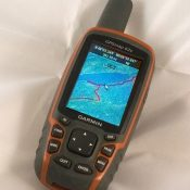 Hiking Review with Garmin GPSMap 64s